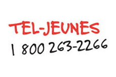Logo Tel-jeunes