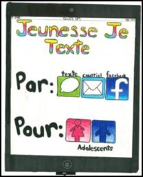 Logo Jeunesse Je Texte