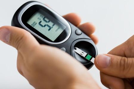Photo appareil mesure du diabète
