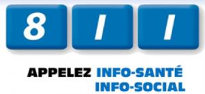 8 1 1 Info Santé Info Social